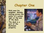chapter one3