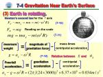 7 4 gravitation near earth s surface6