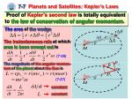 7 7 planets and satellites kepler s laws2