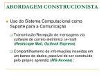 abordagem construcionista6