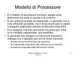 modello di processore