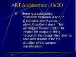 art architecture 16 20