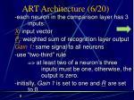 art architecture 6 20