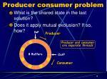 producer consumer problem1