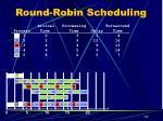 round robin scheduling28
