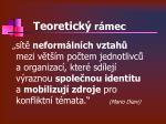 teoretick r mec1
