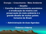 energia crescimento meio ambiente1