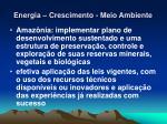 energia crescimento meio ambiente11