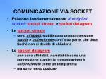 comunicazione via socket2