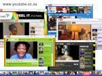 www youtube co za