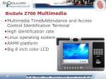 biosafe z700 multimedia