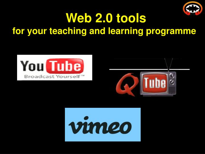 web 2 0 tools for your teaching and learning programme n.