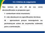 4 3 crit rios de julgamento2
