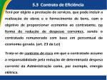 5 3 contrato de efici ncia