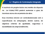 6 1 regime de contrata o integrada4