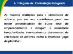 6 1 regime de contrata o integrada7