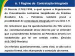 6 1 regime de contrata o integrada8