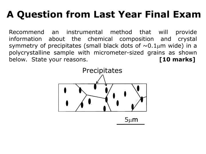 a question from last year final exam n.