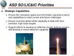 asd so lic ic priorities3
