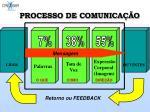 processo de comunica o