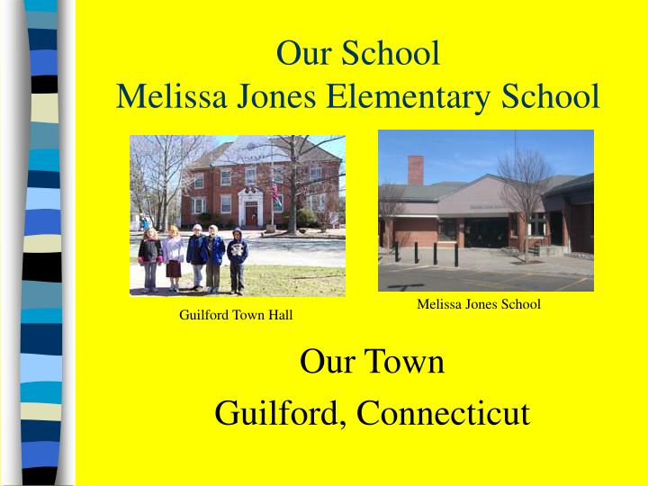 our school melissa jones elementary school n.