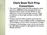 clark state tech prep consortium