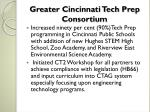 greater cincinnati tech prep consortium1