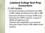 lakeland college tech prep consortium1