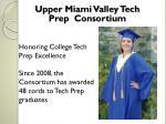 upper miami valley tech prep consortium
