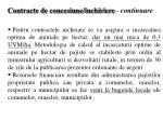 contracte de concesiune inchiriere continuare1