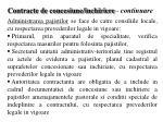 contracte de concesiune inchiriere continuare2