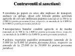 contraventii si sanctiuni1