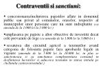 contraventii si sanctiuni2