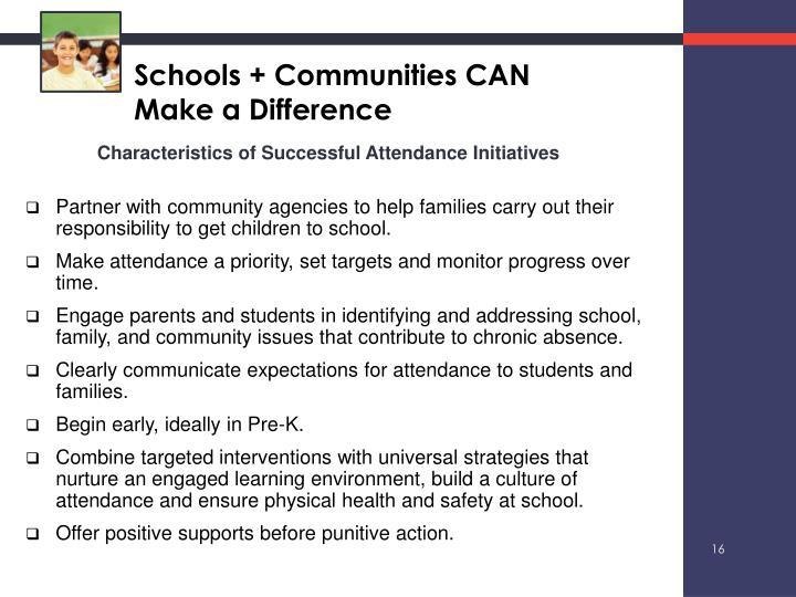 Schools + Communities CAN