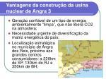 vantagens da constru o da usina nuclear de angra 31