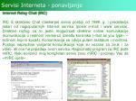 servisi interneta ponavljanje4