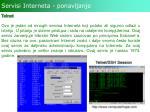 servisi interneta ponavljanje5