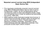 nezavisni osnovni servisni skup ibss independent basic service set