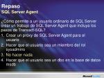 repaso sql server agent