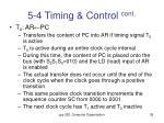5 4 timing control cont3