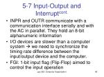 5 7 input output and interrupt cont1