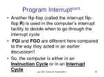 program interrupt cont3