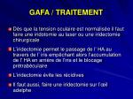 gafa traitement1