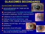 glaucomes secondaires2