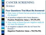 cancer screening science5