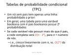tabelas de probabilidade condicional tpc1