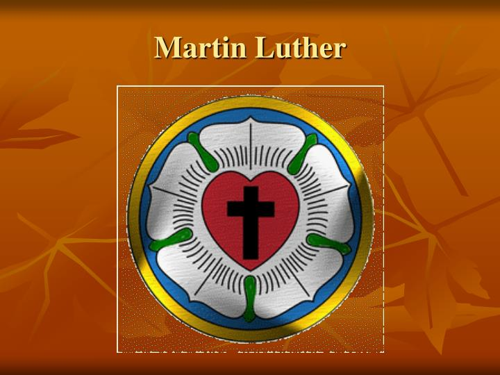 martin luther n.