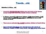 trends ctd