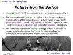 astr 330 the solar system36