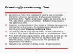 dramaturgija savremenog filma